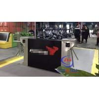 Quality 304 SS Pedestrian Turnstile Gate Swimming Pool Safety Controlled Card Operated for sale