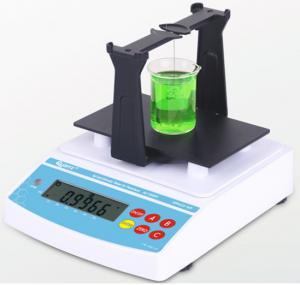 Quality Petroleum SG API Tester / Liquid Density Meter Water Temperature Setting for sale