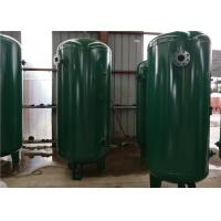Quality Carbon Steel Vertical Liquid Oxygen Storage Tank 0.8MPa - 10MPa Pressure for sale