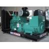 Buy cheap 50Hz 6 Cylinder Cummins Diesel Generators , KTAA19-G6A from wholesalers