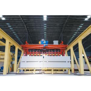 Quality CE Crane Semi Automatic Block Making Machine-finished product crane for sale