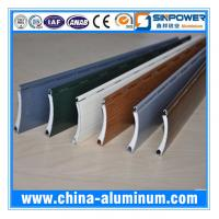 Quality Powder Coating Aluminium Profile for Construction and Decoration for sale