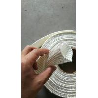 Buy High temperature resistant 500c fiber glass braided insulation sleeve at wholesale prices