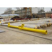 Quality Spiral Feeder Small Flexible Conveyor Cement Screw Conveyor for Power for sale