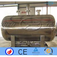 China Long Life  Stainless Steel Water Tank 5000 Gallon Water Tank on sale