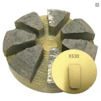 Quality Metal Bond Concrete Diamond Grinding Disc with Single Pin Lock For PrepMaster Grinder for sale