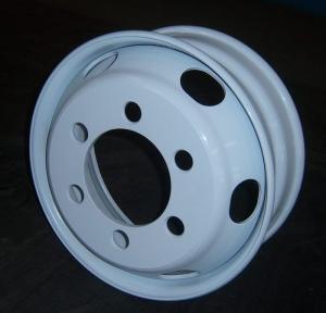 China Truck steel wheel 17.5X6.00 on sale