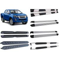 Quality Car Accessories Vehicle Running Boards For 2012 2016 ISUZU D-MAX Pick Up for sale