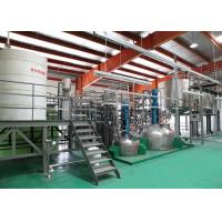 Quality Industrial Liquid Soap Making Machine Energy Saving Automatic Function for sale