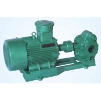 Quality Organic Petrochemical Hot Oil Pumps , PTFE Dynamic Seal Oil Transfer Pump for sale