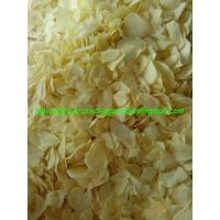 Quality High Quality Chinese Spices Dried Garlic Flakes Withoutroot for sale
