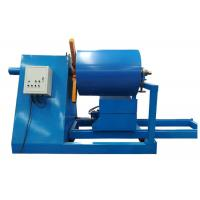 Quality Automatic Hydraulic Decoiler Machine / Sheet Metal Decoiler With PLC Control System for sale