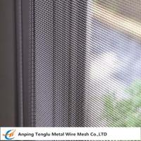 China Stainless Steel Insect Screen Mesh|14~20 mesh by Stainless Steel Wire For Window/Door on sale