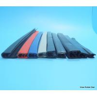 u channel flexible pvc edge trim for sheet metal automotive pinch
