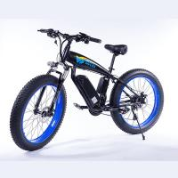 China 7 Speed 26 Inch Electric Bicycle , Electric City Bike For Adult Removable Battery on sale