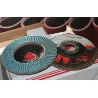 China Angle Grinder Abrasives Flap Discs on sale