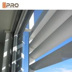 Horizontal Opening Aluminium Louver Window Australia Standard Powder Coated