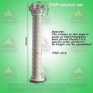 Quality FRP Decoration Roman Column for sale