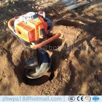 Quality High duty Auger drill Mini Earth Drill earth auger for sale