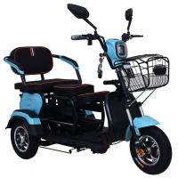 Quality Drum Brake 60V 1000W 3 Wheel Adult Scooter for sale