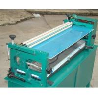 Quality Easy Operation Glue Applicator Machine , Total 3KW Industrial Glue Spreader for sale