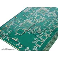China FR4 copper thickness 1oz high density multilayer PCB with 1.2mm board thickness on sale