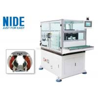 China Automatic Double Flyer Stator Winder / Electric Motor Winding Equipment on sale