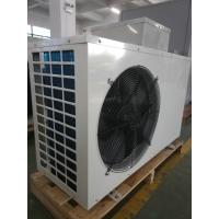 Quality Commercial Water To Air Heat Pump , House Heating Inverter Driven Heat Pump for sale