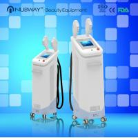 Quality IPL RF SHR ipl hair removal beauty machine  Medical CE approval for sale