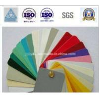 Quality Polyester Powder Coating Ral Colours Thermosetting Powder Coating for sale