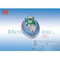 Quality Medical Grade PVC Transparent Anesthesia Mask With Check Valve In 6 Sizes for sale