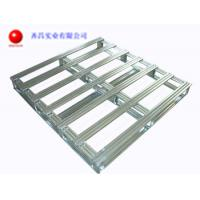 Quality Galvanized 2 way / 4 way warehouse pallet , stacking pallets Strong Durable for sale