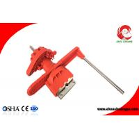 Quality F31 Steel LOTO Industrial Safety Lockout Tagout Universal Valve Lockouts for sale