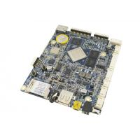 Quality 1.8GHz Embedded System Board Quad Core Cortex A17 LVDS 1000M Ethernet AD - Z37 for sale