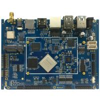 China HASL Lead Free Turnkey PCB Assembly FR4 Based Material Manufacturing Service on sale