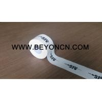 Quality Woven Cotton Fabric Adhesive Sports Tape Private Brand Logo Printed For OEM for sale