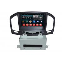 Quality OPEL Insignia automobile navigation systems Android DVD Player with BT TV iPod MP3 MP4 for sale