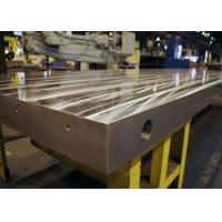 Quality Durable Hydraulic Press Metal Platen 200mm to 9000mm Laminating Plate for sale