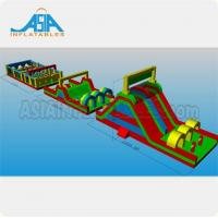 Buy cheap Factory Bespoke Inflatable 5k Obstacles Challenging Run Race Inflatable 5k Run from wholesalers