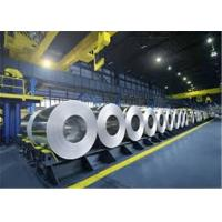 Quality GB JIS DIN AISI ASTM Galvanized Steel Coil / Gi Steel Coil 0.1mm ~ 3mm for sale