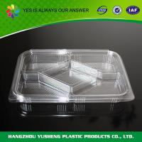 Buy cheap Clear Clamshell Packaging , Retail Clamshell Packaging Vegetable Container from wholesalers