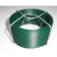 Quality Chain Link Fence Fabric PVC Coated Wire , Decorative Plastic Coated Tie Wire for sale