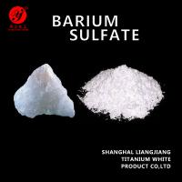 Quality HS 28332700 Barite Powder Natural Barium Sulphate For Drilling Powder for sale