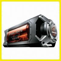 China Power Car Audio System with Subwoofer, Speaker and RCA Audio Inputs on sale