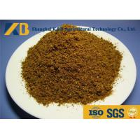 Quality Natural Feed Additive Fish Meal Powder OEM Brand For Cattle Horse Pet for sale