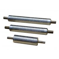 Quality Heating Steel Embossing Rollers / Metal Embossing Roller Mechanical Processing for sale