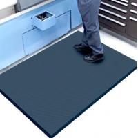 Quality Cushioned Anti Fatigue Comfort Kitchen Floor Mats With Emboss , Custom Printed for sale