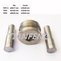 Quality Tablet Machine 30mm Diameter TDP Series Punch Die Mold for sale