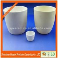 Quality High temperature resistance 99% alumina ceramic crucible for sale