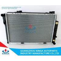 Quality Plate Custom Auto Radiator Mercedes Benz Radiator PA 617*418*32mm for sale